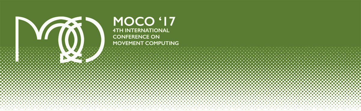 MOCO '17 - 4th international conference on movement computing